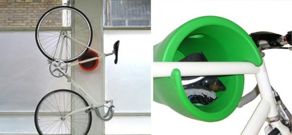Вешаем велосипед на стену (крепления) - строительство.