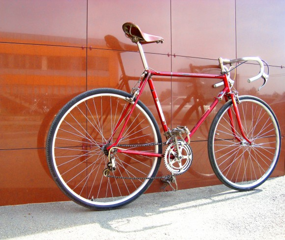 фото велосипед турист спорт
